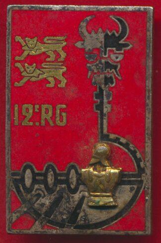 insigne-12-regiement-genie