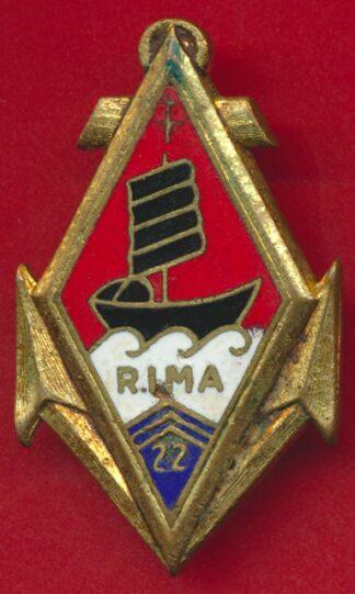 insigne-22-rima-regiment-infanterie-marine