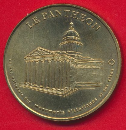 monnaie-paris-pantheon-1998