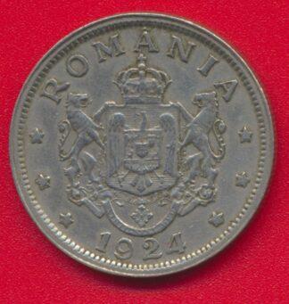roumanie-2-lei-1924-vs