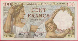 100-francs-sully-20-11-1941-9907