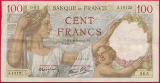 100-francs-sully-6-2-1941-9125
