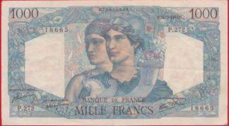 1000-francs-minerve-hercule-16-5-1946-8665