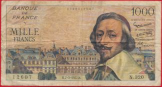 1000-francs-richelieu-7-3-1957-2607