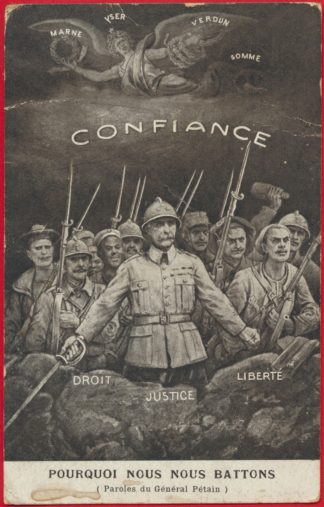 cpa-1914-1918-pourquoi-nous-battons-petain-general