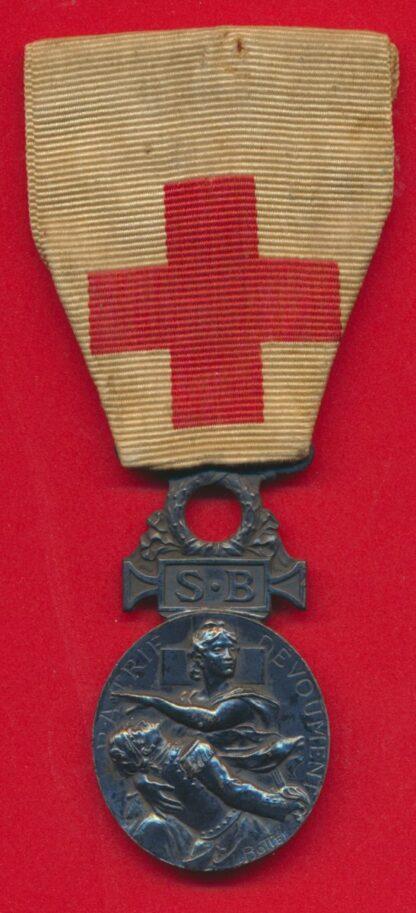 croix-rouge-societe-francaise-secours-blesses-militaires-1864-1866-numerote
