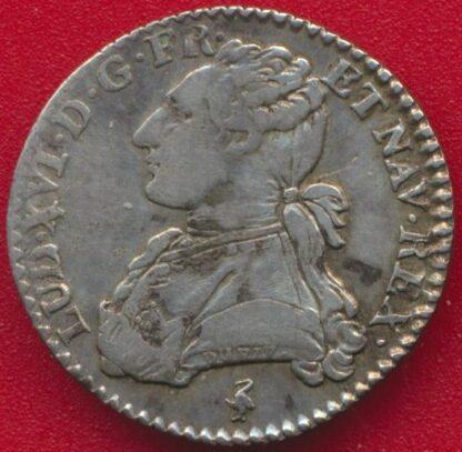 louis-xvi-10-dixieme-ecu-1776-a-paris