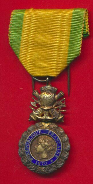 medaille-militaire-1870-valeur-discipline