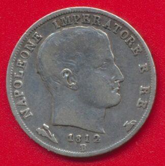 royaume-italie-napoleon-napoleone-imperatore-re-1812-b-avers