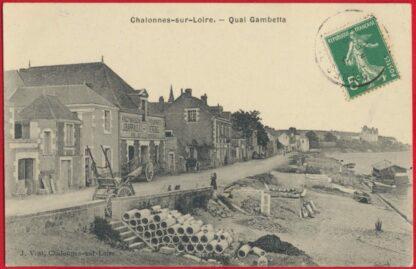 cpa-chalonnes-maine-loire-quai-saint-gambetta