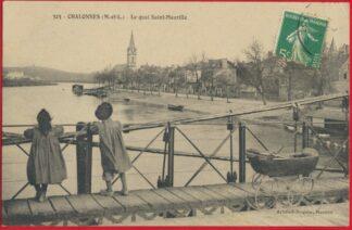 cpa-chalonnes-maine-loire-quai-saint-maurille