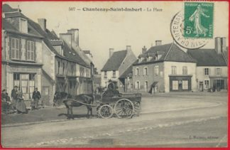 cpa-chantenay-saint-imbert-place
