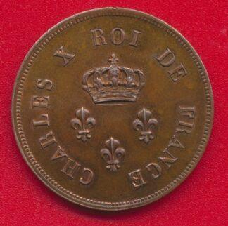 essai-2-francs-charles-x-roi-france-administration-monniaes-moreau-monnayeur-vs