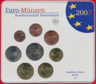euro-set-allemagne-germany-deutchland-2003-berlin
