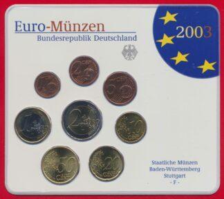 euro-set-allemagne-germany-deutchland-2003-stuttgart