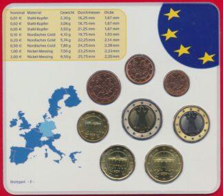 Vente De Euro Fdcollector
