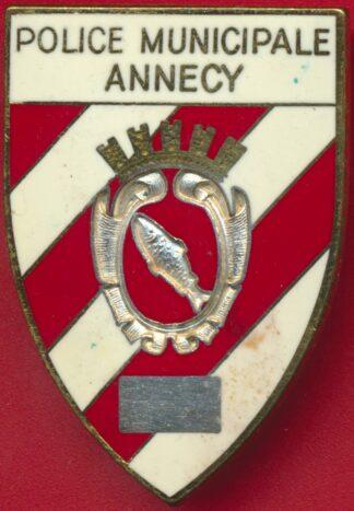 police-municipale-annecy-insigne