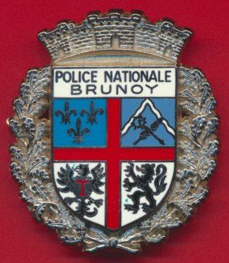 police-nationale-brunoy-insigne