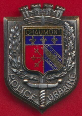 police-urbaine--insigne-chaumont