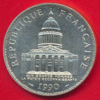 100-francs-pantheon-1990