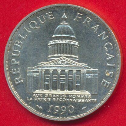 100-francs-pantheon-1990