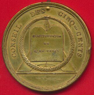 conseil-des-cinq-cents-constitution-an-3