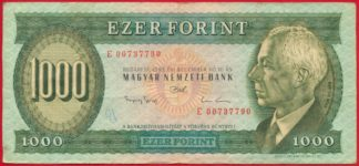 hongrie-1000-forint-1993-7790