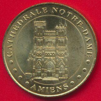 medaille-monnaie-paris-amiens-cathedrale-notre-dame-2001-millenium