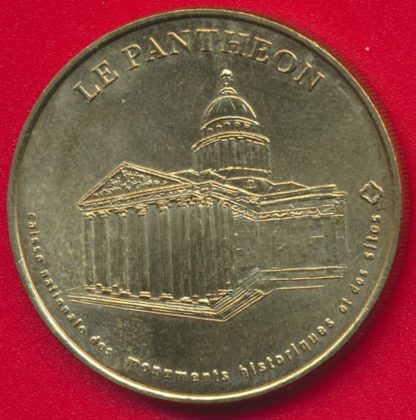 medaille-monnaie-paris-pantheon-1999
