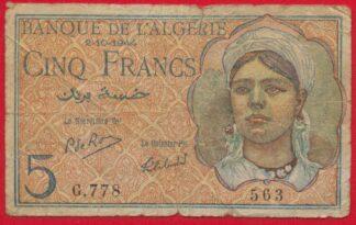 algerie-5-cinq-francs-2-10-1944-563