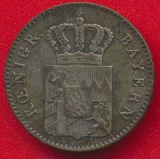 allemagne-baviere-3-kreuzer-1852-vs