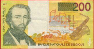 belgique-200-francs-adolphe-sax-9200