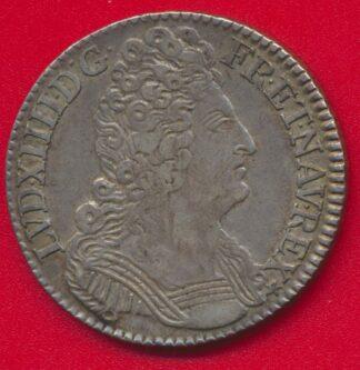 louis-xiv-demi-ecu-trois-3-couronnes-1710-a-paris