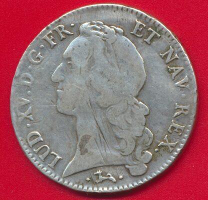 louis-xv-ecu-bandeau-1742-l-bayonne