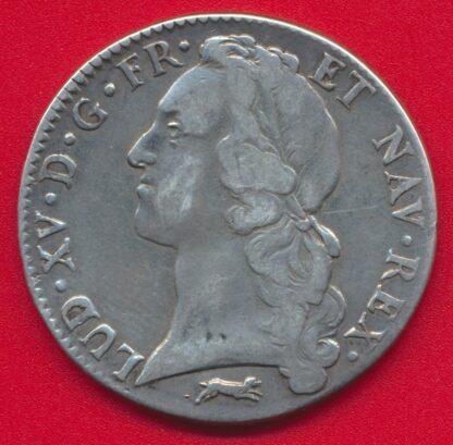 louis-xv-ecu-bandeau-1761-r-orleans-vs