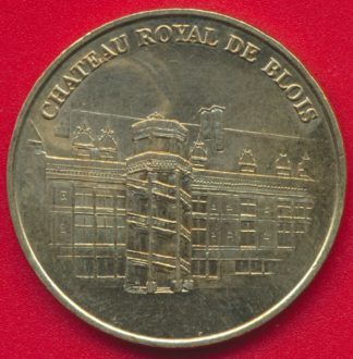 medaille-monnaie-paris-1998-blois-chateau-royal