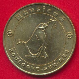 medaille-monnaie-paris-1998-nausicaa-boulogne-sur-mer