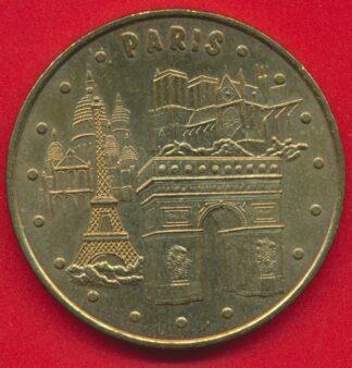 medaille-monnaie-paris-1998-quatres-4-monuments