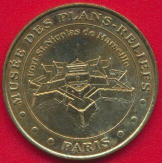 medaille-monnaie-paris-2000-musee-plan-relief