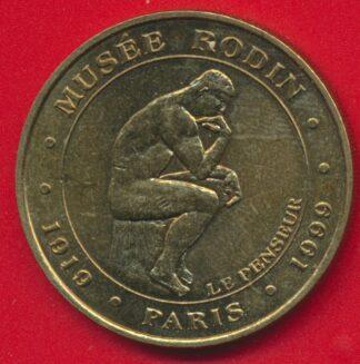 medaille-monnaie-paris-2000-musee-rodin-penseur