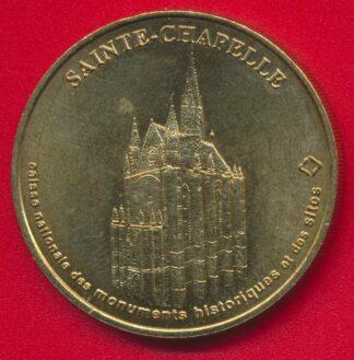 medaille-monnaie-paris-2000-sainte-chapelle