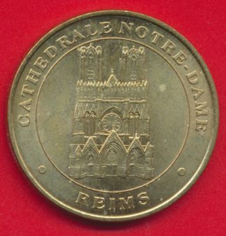 medaille-monnaie-paris-2001-cathedrale-reims