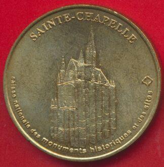 medaille-monnaie-paris-sainte-chapelle-2001-millenium