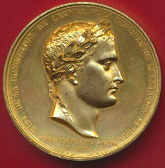 medaille-napoleon-histoire-revolution-restauration-monarchie-1830