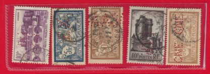 timbres-perfores-lot-7a