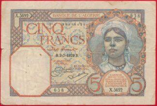 algerie-cinq-5-francs-1929-3692