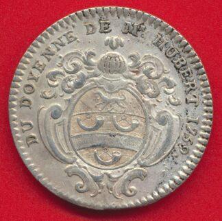 du-doyenne-monsieur-hubert-1759-commissaires-chatelet