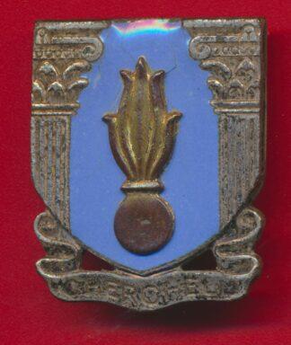 insigne-cherchell-ecole-militaire