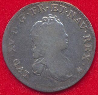 louis-xv-dixieme-ecu-vertugadin-1716-bb-strasbourg-vs