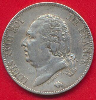 louis-xviii-5-francs-1822-a-paris-avers